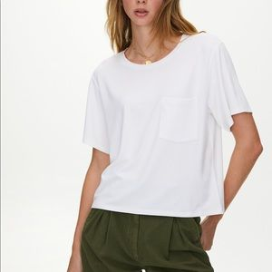 ARITZIA / WILFRED FREE / POCKET T-SHIRT